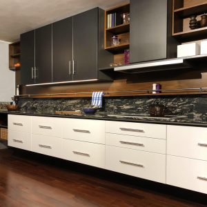 Gray Kitchen Decorma 1